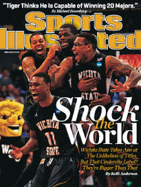 SHOCK THE WORLD WICHITA STATE