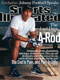 THE LAST DAYS OF A-ROD ALEX RODRIGUEZ