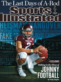 Walking In The Shoes Of Johnny Football Manziel Sports