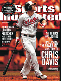 UNLOCKING THE POWER & MYSTERY OF CHRIS DAVIS