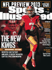 NFL PREVIEW 2013 COLIN KAEPERNICK