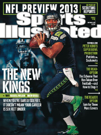 NFL PREVIEW 2013 RUSSELL WILSON