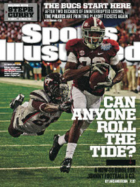 CAN ANYONE ROLL WITH THE TIDE? CHRISTION JONES