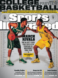 COLLEGE BASKETBALL PREVIEW MICHIGAN-MICHIGAN STATE