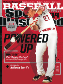 BASEBALL PREVIEW ANGELS - MIKE TROUT