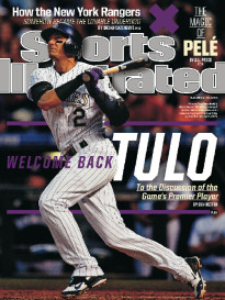 WELCOME BACK TULO TROY TULOWITZKI