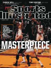 MASTERPIECE NBA CHAMPS - SAN ANTONIO SPURS