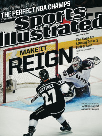 MAKE IT REIGN STANLEY CUP CHAMPS LA KINGS
