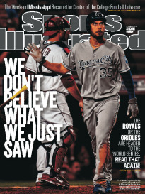 WE DON'T BELIEVE WHAT WE JUST SAW - ROYALS/ORIOLES