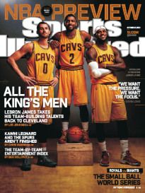 NBA PREVIEW KEVIN LOVE-KYRIE IRVING-LEBRON JAMES