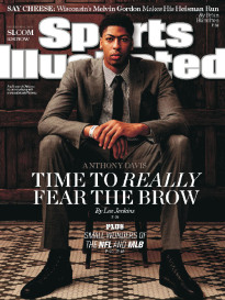 ANTHONY DAVIS - TIME TO REALLY FEAR THE BROW