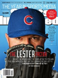THE LESTER FACTOR - JOHN LESTER OF THE CUBS