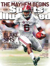THE CASE FOR BLAKE SIMS - ALABAMA FOOTBALL