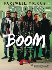 Legion Of Boom Seattle Seahawks Sports Illustrated