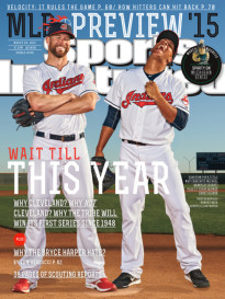 MLB PREVIEW '15 - CLEVELAND INDIANS