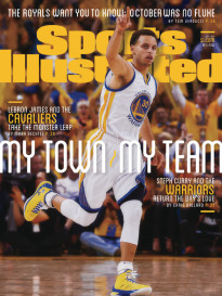MY TOWN MY TEAM - STEPH CURRY AND THE WARRIORS