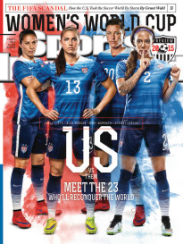 WOMEN'S WORLD CUP PREVIEW - TEAM USA