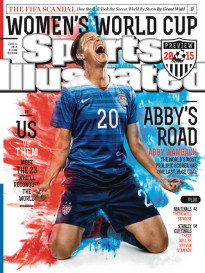 WOMEN'S WORLD CUP PREVIEW - ABBY WAMBACH