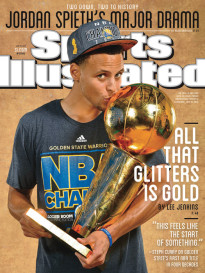 ALL THAT GLITTERS IS GOLD - GOLDEN STATE WARRIORS