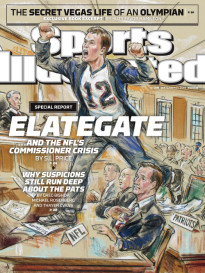 ELATEGATE - AND THE NFL COMMISIONER'S CRISIS