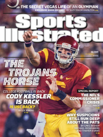 THE TROJANS HORSE: COLLEGE FOOTBALL IS BACK - USC