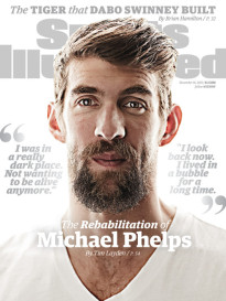 THE REHABILITATION OF MICHAEL PHELPS
