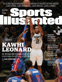 KAWHI LEONARD IS WISE BEYOND HIS YEARS - SPURS