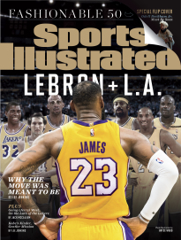 LEBRON + L.A. - WHY THE MOVE WAS MEANT TO BE