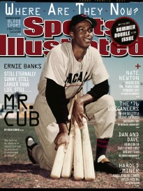 WHERE ARE THEY NOW? ERNIE BANKS