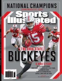 OHIO STATE BUCKEYES - NATIONAL CHAMPS COMM ISSUE