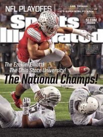 THE NATIONAL CHAMPS! - THE OHIO STATE UNIVERSITY