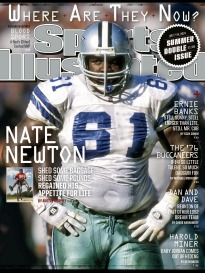 WHERE ARE THEY NOW? NATE NEWTON