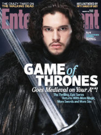 GAME OF THRONES KIT HARRINGTON