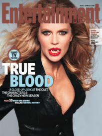 TRUE BLOOD KRISTIN BAUER VAN STRATEN