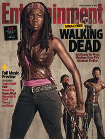 THE WALKING DEAD DANAI GURIRA