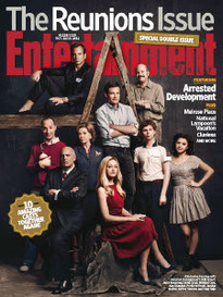 THE REUNIONS ISSUE ARRESTED DEVELOPMENT