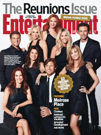 THE REUNIONS ISSUE MELROSE PLACE