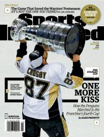 THE STANLEY CUP: ONE MORE KISS-PITTSBURGH PENGUINS
