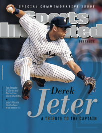SI PRESENTS: DEREK JETER - A TRIBUTE TO A CAPTAIN