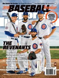 2016 BASEBALL PREVIEW:THE REVENANTS - CHICAGO CUBS