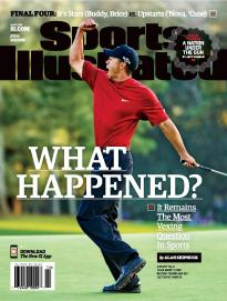 TIGER WOODS - WHAT HAPPENED?