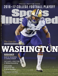SPECIAL PREVIEW: COLLEGE FOOTBALL - WASHINGTON