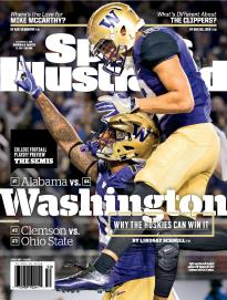 WASHINGTON : WHY THE HUSKIES CAN WIN IT