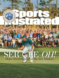 SER-GEE-OH! BREAKTHROUGH AT THE 81ST MASTERS