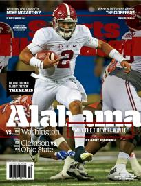 ALABAMA : WHY THE TIDE WILL WIN IT