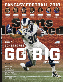 Fantasy Football 2018 Todd Gurley Sports Illustrated