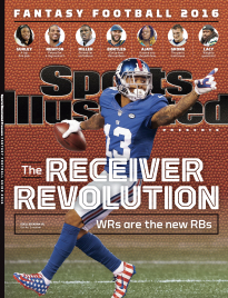 SI PRESENTS: FANTASY FOOTBALL 2016 - ODELL BECKHAM