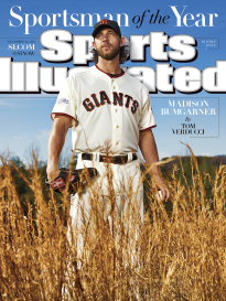 MADISON BUMGARNER - SPORTSMAN OF THE YEAR