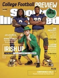 2015 COLLEGE FOOTBALL PREVIEW - NOTRE DAME
