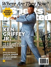 WHERE ARE THEY NOW? KEN GRIFFEY, JR.